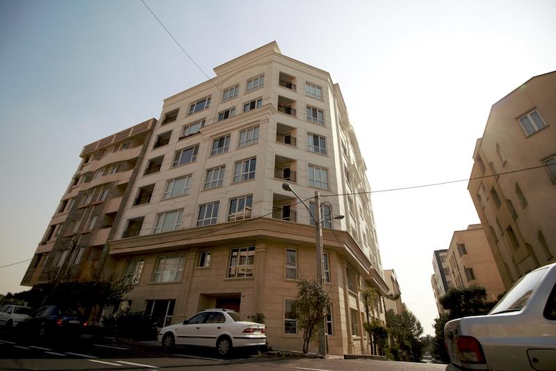 <b>پروژه مسکونی-سعادت آباد</b>